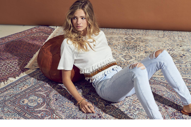 Online Shop – Fashion Lounge / Warenkorb